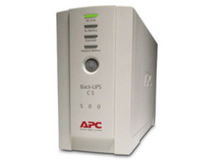 - UPC APC BACK-UPS CS 500VA 230V Russian (BK500-RS)